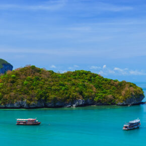 Thailand Frühbucher: 14 Tage auf Koh Samui mit 3* Hotel & Flug nur 473€