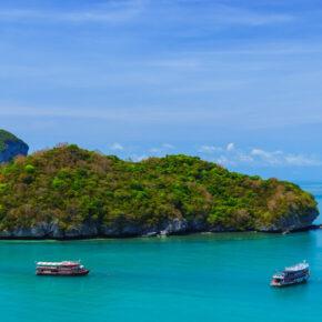 Thailand Frühbucher: 14 Tage auf Koh Samui mit 3* Hotel & Flug nur 388€