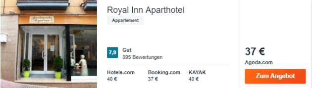 Royal Inn Schnaeppchen