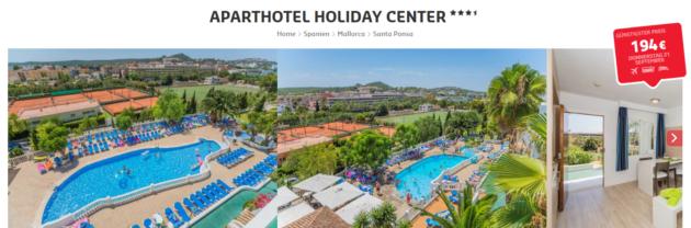 Mallorca Santa Ponsa Angebot