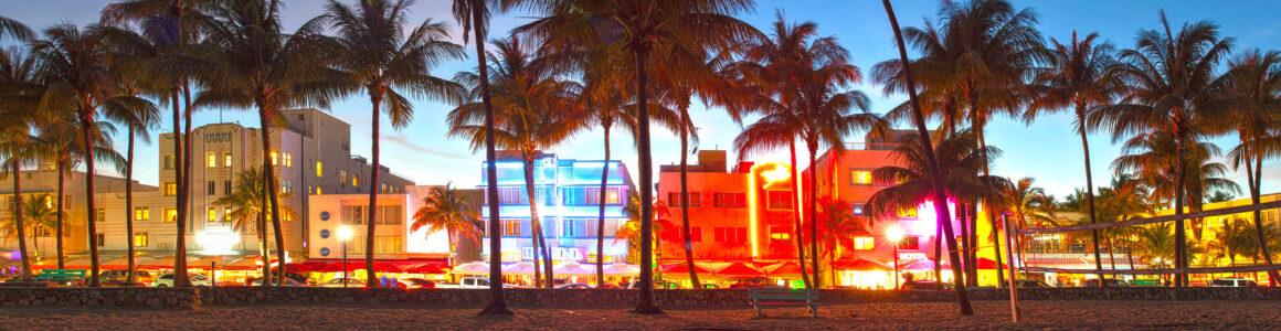 Legendäres Ziel: 9 Tage Miami Beach im TOP 4* Hotel mit Meerblick und Flug nur 632€