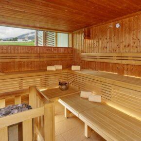 Spirodom Sauna