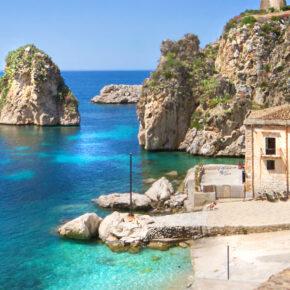 Sizilien: 8 Tage mit Ferienwohnung, Frühstück & Flug nur 77€