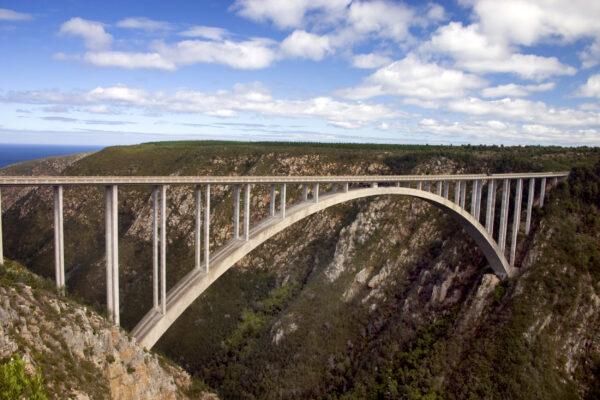 Suedafrika Bloukrans Bridge