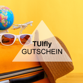 TUIfly Gutschein: Spart ganze [v_value] auf Euren Flug