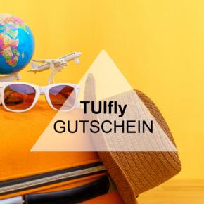 TUIfly Gutschein: Spart ganze 50% auf Euren Flug