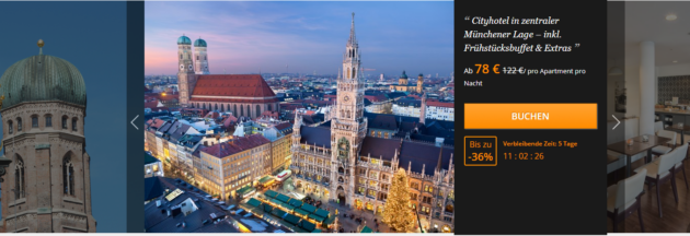 2 Tage München