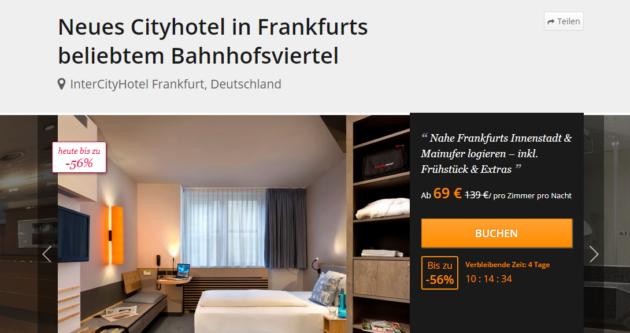 3 Tage Frankfurt