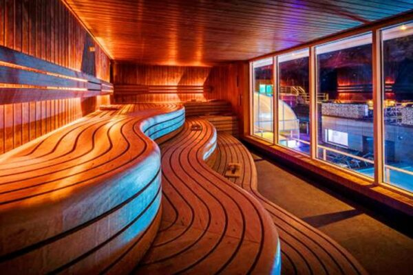 City Resort Mill Sauna
