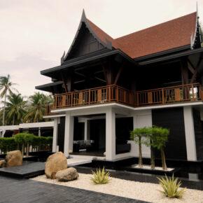 Aava Resort Außen
