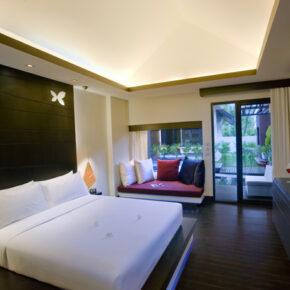 Aava Resort Zimmer