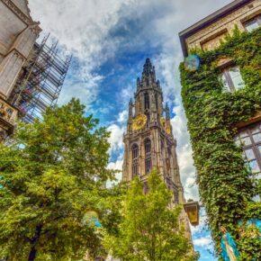 Besuch in Belgien: 3 Tage Antwerpen im zentralen 3* Hotel inkl. Frühstück nur 85€