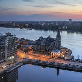 Städtetrip Belgien: 2 Tage Antwerpen im zentralen 3* Hotel mit Frühstück & Brauerei-Besuch ab 36€