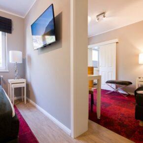 Hotel Astra Maris Zimmer