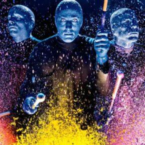 NUR HEUTE!! Blue Man Group: 2 Tage Berlin im Hotel mit Frühstück & Ticket ab 49€