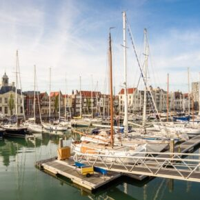 Belgien: 5 Tage Nordsee in eigener Villa für 36€