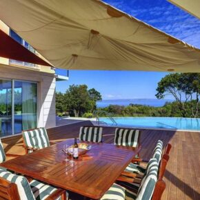 Ferienvilla in Kroatien: 8 Tage Luxus mit Pool, Panoramasauna & Meerblick ab 282€