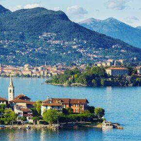Kurztrip nach Italien: 3 Tage am Lago Maggiore im TOP 4* Hotel mit Halbpension & Prosecco für 79€