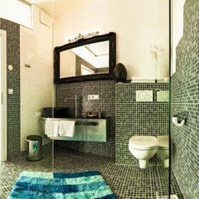 Mountain & Soul Lifestyle Hotel Badezimmer