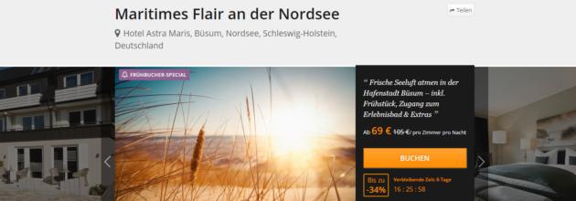 Nordsee Angebot