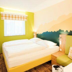 Styles Hotel Zimmer
