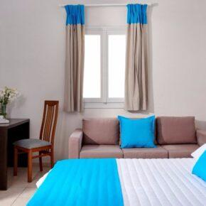 Terra Blue Santorini Zimmer