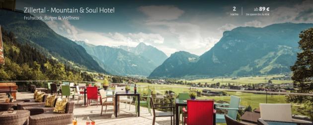 Zillertal Lifestyle Hotel