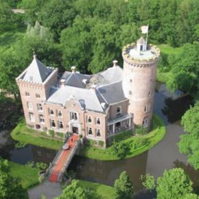 Königlich in Holland: 3 Tage im Schloss Sterkenburg mit Frühstück nur 89€