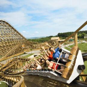 Erlebnispark Tripsdrill & Wildparadies: 2 Tage inklusive Premium Hotel, Frühstück & Eintritt für 79€