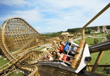 Erlebnispark Tripsdrill & Wildparadies: 2 Tage inklusive Premium Hotel, Frühstück & ...