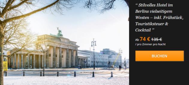 Berlin Hoteldeal
