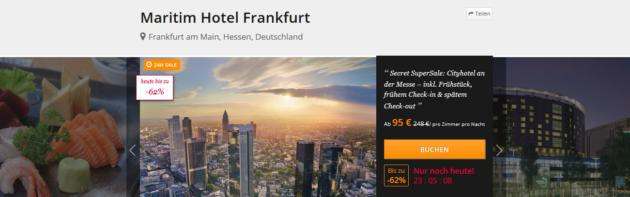 Frankfurt 24h Sale