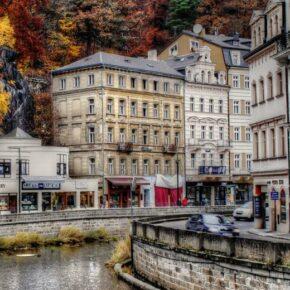 Singledeal: 3 Tage in der historischen Stadt Karlsbad im 3* Hotel mit Frühstück & Wellness nur 49€