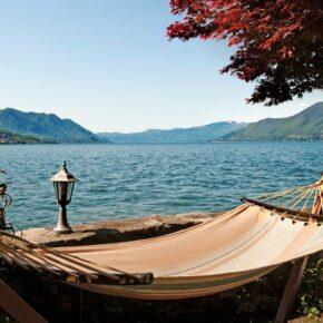 Italien: 3 Tage Lago Maggiore im TOP 4* Hotel mit Seeblick, Frühstück, Whirlpool & Sauna für 99€