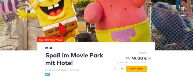 2 Tage Movie Park