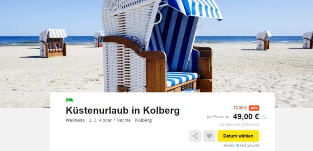 Ostsee Kolberg