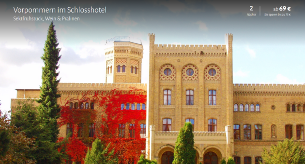 Schlosshotel Neetzow