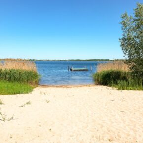 Wochenende am See: 3 Tage in TOP Unterkunft mit Frühstück für 79€