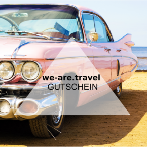 Exklusiver we-are.travel Gutschein: [v_value] bei der Buchung sparen