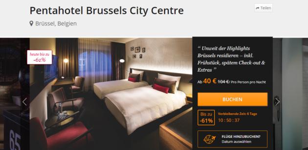 2 Tage Brüssel