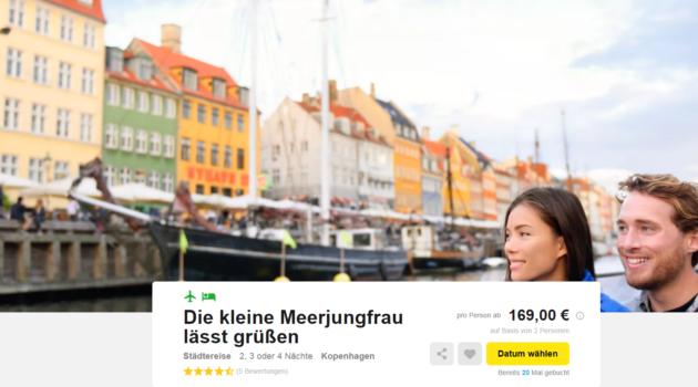 3 Tage Kopenhagen