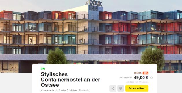 3 Tage Rostock