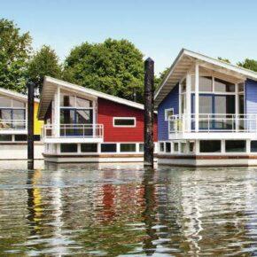 Hausboot Kracher: 7 Tage in Holland im schwimmenden Haus nur 101€