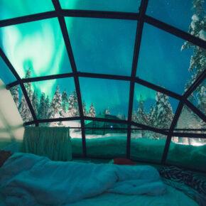 Iglu Hotels: Romantische Unterkünfte für außergewöhnliche Winterabenteuer
