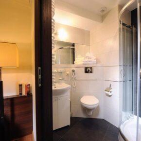 Armon Residence Krakau Badezimmer