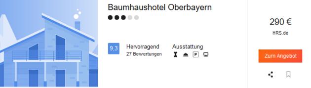 Baumhaushotel
