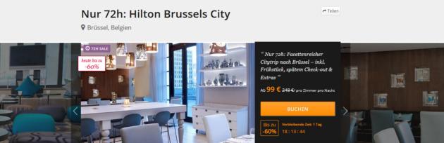 Städtetrip Brüssel