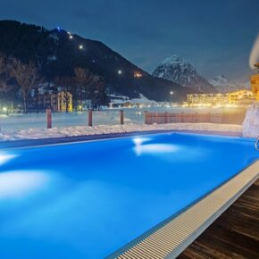 Wellness im Winter: 3 Tage Achensee im TOP 4* Hotel mit Halbpension & Extras ab 159€