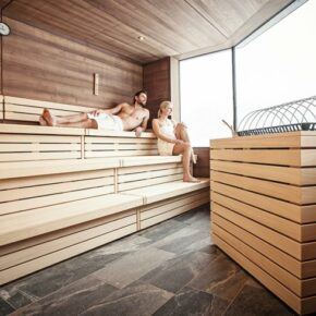 Post am See Hotel Sauna