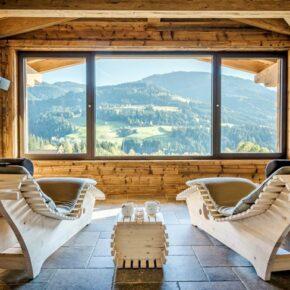 Kaiserlodge Tirol Ruheraum
